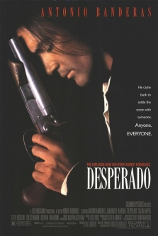 El Mariachi: Bless me, Father, for I have just killed quite a few men.