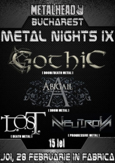 metal nights