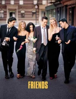 """i'll be there for you…"""